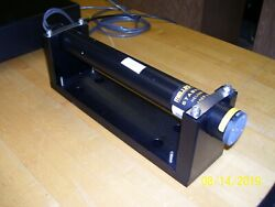 Single Frequency Hene Laser Melles Griot Stp 901 With Warranty 1.8 Mw