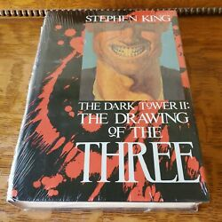 The Dark Tower Ii The Drawing Of The Three By Stephen King 1st Ed. Hc/dj - New