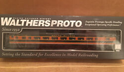 Ho Walthers Proto Great Northern Empire Builder 85' Acf 60 Seat Coach Car Gn