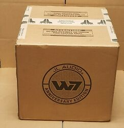Jl Audio 10w7ae-3 10 Inch Subwoofer 750 Watts Rms Brand New In Oem Packaging