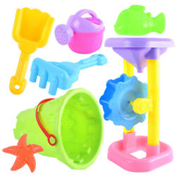 1 Set Funny Creative Premium Sand Playing Toys Beach Toy Kit For Kids