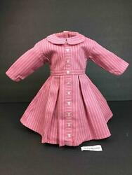 American Girl Addy Meet 18 Doll Dresspink Pleasant Company 1993 Taghistorical