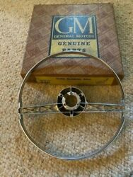 1951-52 Chevy Nos Horn Ring In Original Box