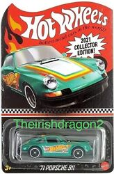 Hot Wheels 2021 Target 1971 Porsche 911 Target Mail In Pre Sale Free Shipping