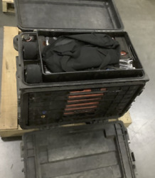 Used Armstrong Mechanicand039s Tool Set In Pelican Case W/ Wheels And Handle