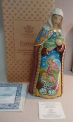 Derevo Collection G. Debrekht Watching Over You Epiphany Series Figurine