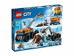 Arctic Base Camp 60195 Lego City Free Shipping With Tracking Number From Japan
