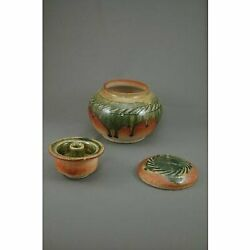 As Work Of Art In My Life Urn To Actually Live Flowers E-4-2 Iga Glaze Komaru