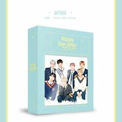 Bts Vol 4 Official Fanmeeting Happy Ever After First 3 Dvd F/s W/tracking Japan