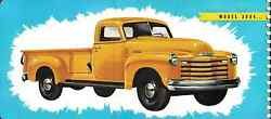 Chevrolet Chevy Pickup Truck 1/2 And 3/4 Ton Long Bed Running Board Set 1947-1954