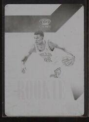 2012-13 Crown Preferred Choice Red Rookies Print Plate 503 Jimmy Butler Rc 1/1