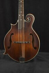 Eastman Md315l Left-handed F-style F-hole Mandolin Classic Finish
