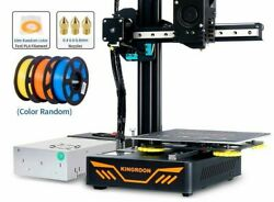 Diy 3d Printer Kit With Touchscreen Print Size 180180180 Mm High Precision New