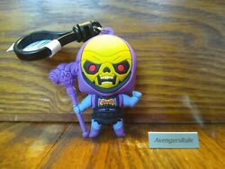 Masters Of The Universe Figural Bag Clip 3 Inch Exclusive Skeletor
