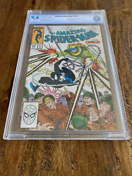 The Amazing Spider-man 299 Cbcs Graded 9.6 Marvel Comics First Appear Of Venom