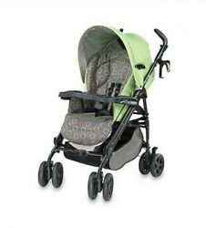 Peg Perego Pliko P3 Stroller Green Bubbles Made In Italy Local Pickup Only