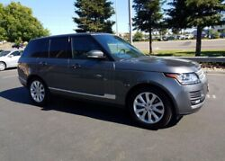 """2016 20"""" Land Rover Range Rover Wheels Rims And Pirelli Scorpion Tires Only Setof4"""