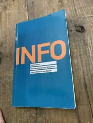 Information : The New Language of Science by Hans Christian Von Baeyer 2005 Pe