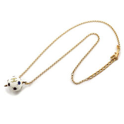 Ball Color Stone Necklace Neck Circumference 50-53cm Coco Top W2 X H2cm