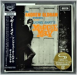 Andrew Oldham Orches Plays Lionel +11 Orig. 2013 Japan Mini Lp Shm-cd Uicy-75674