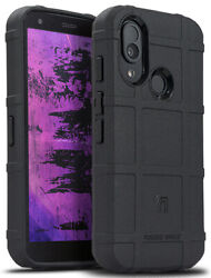 Special Ops Tactical Rugged Shield Case Cover For Cat S62 Pro Phone - Matte Grip