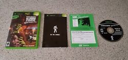 Stubbs The Zombie In Rebel Without A Pulse Microsoft Xbox Complete W/ Manual Cib