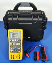 Fluke 726 Precision Multifunction Process Calibrator With Hart - Nist Calibrated