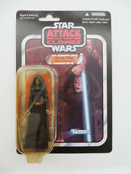 Barriss Offee Figure Vc51 2011 Star Wars The Vintage Collection Moc Jedi Tvc