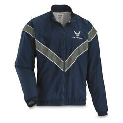 Gi Us Air Force Physical Training Pt Uniform Jacket New Issue