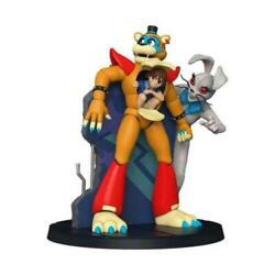 12 Statue Five Nights At Freddy's Freddy And Gregory Collectible Vinyl Figure