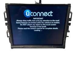 19 20 Dodge Ram 1500 8.4 Uconnect Touch-screen Radio Apple Carplay Android Vp2