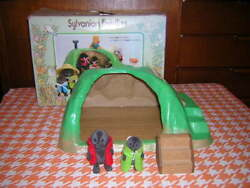 Sylvanian Families Mole House Epoch Calico Critters Good With Box