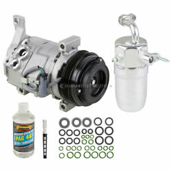 For Chevy Gmc Cadillac Replaces Denso Oem Ac Compressor W/ A/c Repair Kit