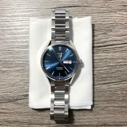 Tag Heuer Carrera Caliber Day-date Blue Dial