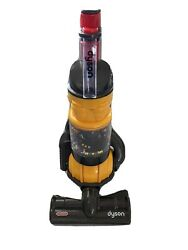 Dyson Toy Vacuum For Kids, Yellow, Plastic, Works Great Battery-operated