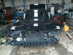 Trunk/hatch/tailgate Without Spoiler Fits 15-17 Challenger 610214