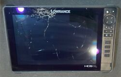 Lowrance Hds-12 Live Fishfinder With Active Imaging 3-in-1 000-14428-001