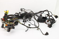 2002 Bmw K1200rs Main Engine Wiring Harness Motor Wire Loom 2766