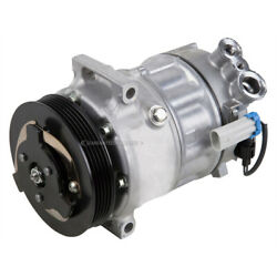 For Buick Lacrosse 2.4l 2011 Oem Ac Compressor And A/c Clutch