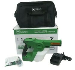 Victory Professional Cordless Electrostatic Handheld Sprayer And Bag No Battery