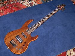Kiesel 5 String Bass Lb75,w/ Aguilar Pickups And Electronics -- Mint Condition.