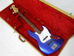 2012 Make Fender Usa American Standard Jazz Bass Upgrade Equipped With Custom