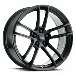 20'' Hellcat Widebody 2 Black Wheels Tires Charger Magnum Challenger Staggered