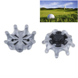 Fashion Replacement Soft Fast Twist Studs Golf Shoes Spikes Pins For Foot`h2