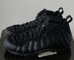 Ds Nike Air Foamposite One Sz11.5 Black/anthracite Pro Penny Dunk 314996 001