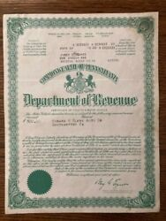 Model A Ford 1928 - 1931 Coupeandnbsp Paperwork Document
