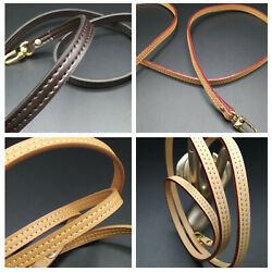 47 Natural Crossbody Vachetta Leather Strap Replacement For Louis Vuitton Honey