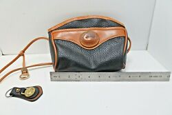 Dooney And Bourke Crossbody Bag Small 1990#x27;s Vintage Gently Used $69.99