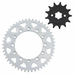 Niche 520 Pitch Front 13t Rear 48t Drive Sprocket Kit For Honda Xr250r Xr200r