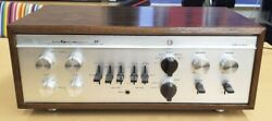 Luxman Cl35 Mkiii Vacuum Tube Preamp Control Amplifier Vintage 1970and039s Ac100v